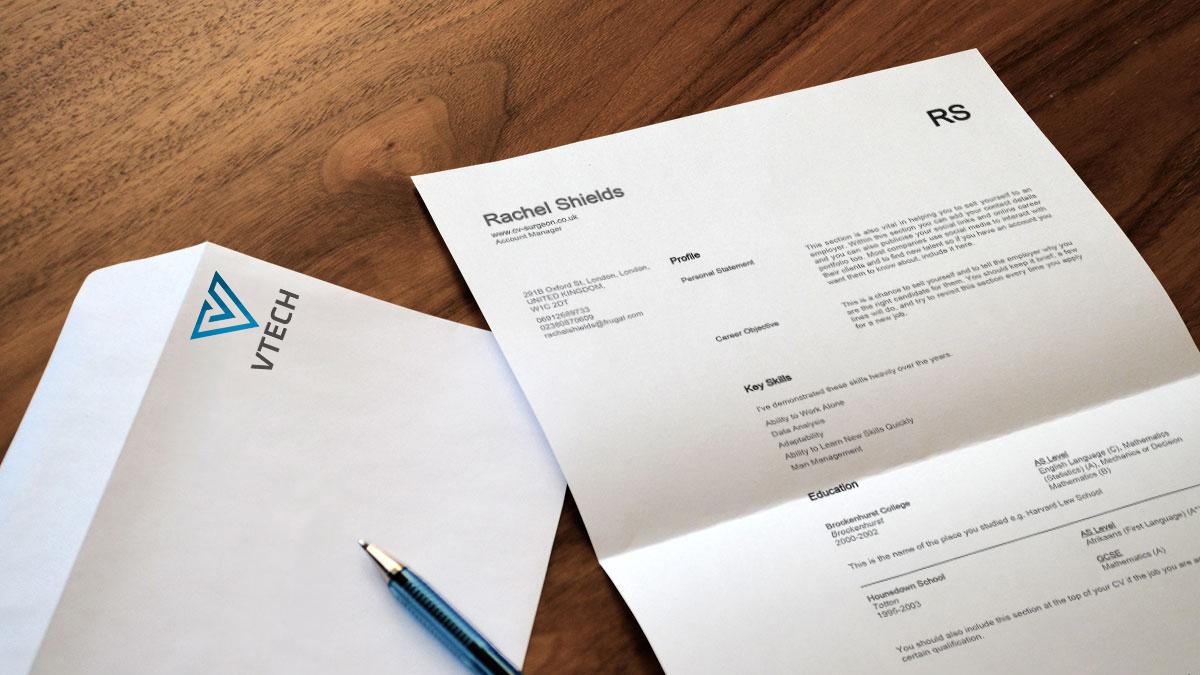 Mẫu hồ sơ tuyển dụng